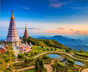 Sélection de vols A/R Paris (CDG) <-> Bangkok (BKK) dès 339€ - Ex: Vol A/R CDG <-> BKK du 1 au 10 Novembre 2021