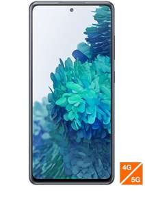 "Smartphone 6.5"" Samsung Galaxy S20 FE 5G - 128 Go, Bleu"