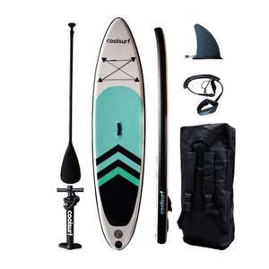 """Paddle gonflable Stand Up Cool Surf Stormy Kite/Sail Sup 10,4"""" + Accessoires"""
