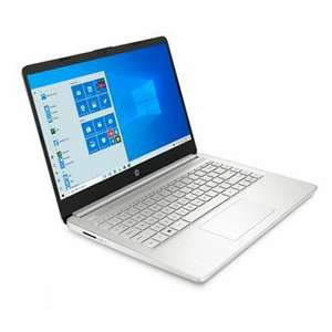 "PC Ultra-Portable 14"" HP 14s-fq0054nf - Ryzen 7-4700U, 16 Go RAM, 256 Go SSD, Argent naturel"