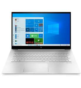 "PC Portable 17.3"" HP Envy 17-ch0039nf - Full HD IPS, i7-1165G7, 16 Go de RAM, 1 To SSD, GeForce MX450, Windows 10 (vendeur Boulanger)"