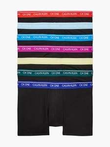 Lot de 7 Boxers Calvin Klein One pour Homme - Tailles S & M/6€ pièce