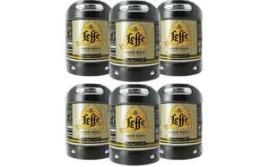 6 fûts de bière pefectdraft leffe- 6L