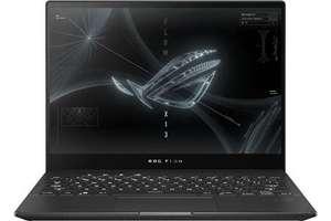 "PC Portable 13"" Asus ROG Flow X13 GV301QE-K5019T - 4K UHD, Ryzen 9 5900HS, RAM 32 Go, 1 To SSD, RTX 3050 Ti (4 Go), Windows 10"