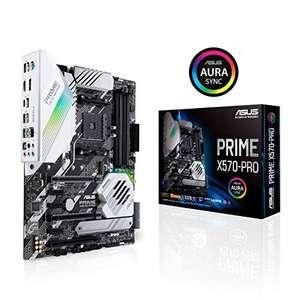 Carte Mère ASUS Prime X570-PRO Socket AM4 - ATX, PCIe 4.0, DDR4, USB 3.2, Aura Sync