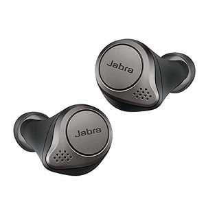 Écouteurs sport sans fil Jabra Elite 75t - Noir Titane