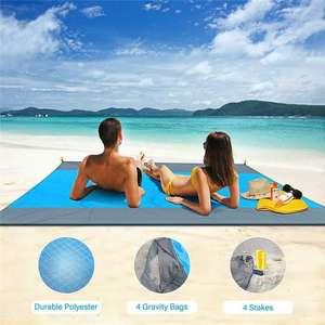 Tapis de plage couverture de pique-nique imperméable - 2 x 2.1m (vendeur tiers)