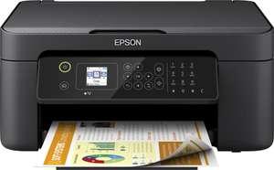 Imprimante jet d'encre multifonctions Epson WorkForce WF-2810DWF - Wifi, Recto-verso automatique