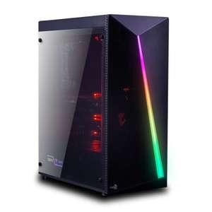 PC Gamer Fixe - Ryzen 5 3600, MSI B450M PRO, 16 Go de RAM, RTX 3070, SSD NVMe 500 Go, Alim BeQuiet 600W, Windows 10