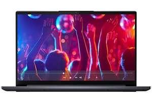 "PC Ultra-Portable 14"" Lenovo Yoga Slim 7 14ARE05 - Full HD, Ryzen 5 4500U, 8 Go RAM, 256 Go SSD, Windows 10"