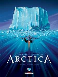 BD numérique SF Arctica - tomes au choix (Dématérialisé)