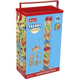 Jeu de construction Tecap Baril Planchettes Jeujura 8335 - 300 pièces