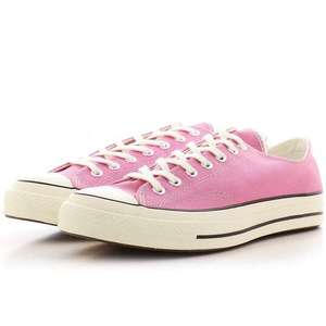 Chaussures Converse Low Chuck 70 Ox - Rose, Tailles 42 à 46.5