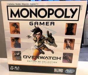 Jeu de société Monopoly Overwatch - Version Française (vendeur tiers)