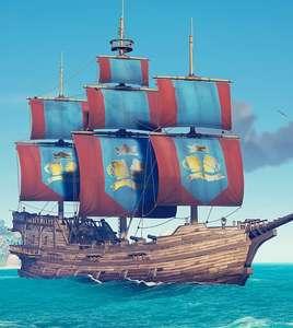 [Amazon/Twitch Prime] Pack Voiles d'écureuil de mer royal pour Sea of Thieves sur Xbox Series X S, Xbox One et PC (dématérialisé)