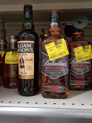 Sélection de bouteilles d'alcool en Promotion - Rillieux-la-Pape (69)