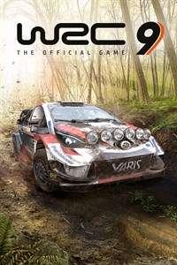WRC 9 FIA World Rally Championship sur Xbox (Dématérialisé)