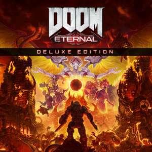 Doom Eternal Deluxe Édition sur PS4/PS5 (Dématérialisé)