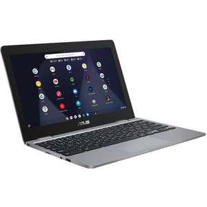 "PC Portable 11.6"" Asus Chromebook C223NA-GJ0010 - HD, Celeron N3350, RAM 4 Go, Stockage 32 Go eMMC, Google Chrome OS"