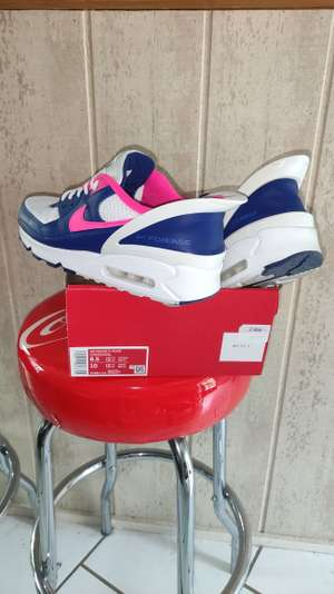 Baskets Nike Air Max 90 Flyease - Nike Factory Beaucouzé (49)