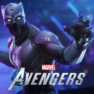 "Tenue rare ""Damisa-Sarki"" offerte sur le jeu Marvel's Avengers (square-enix-games.com)"