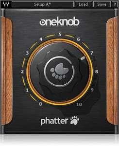 Plugin One Knob Phatter gratuit sur PC & Mac (Dématérialisé - VST / AU / AAX)