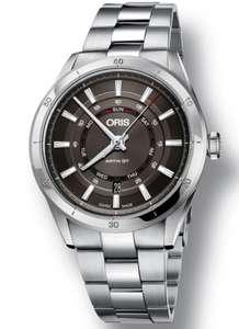 Montre automatique Oris GT Day Date 42mm (frais de douanes inclus - watchmaxx.com)