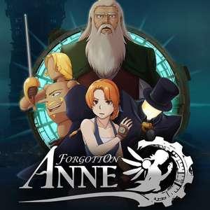 Jeu Forgotton Anne sur Nintendo Switch (Dématérialisé)