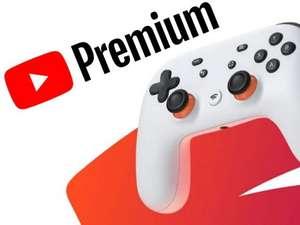 [Clients Youtube Premium & Nouveaux clients Stadia] 3 mois d'abonnement gratuits à Stadia Pro (sans engagement)