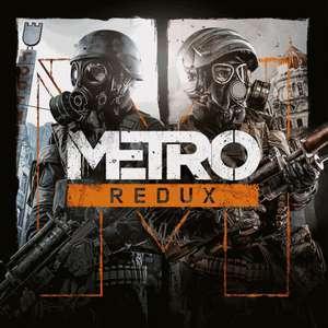 Metro Redux Bundle: Metro Last Light + Metro 2033 + DLC sur PS4 (Dématérialisé)