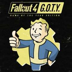 Fallout 4: Game of the Year Edition sur PS4/XBOX (Dématérialisé)