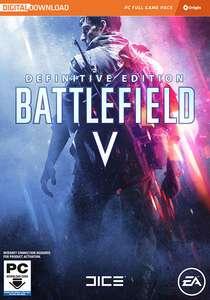 Battlefield V Definitive Edition (Season Pass Year 1 et 2 + Skins + Armes et Tenues + DLCs) sur PC (Origin - Dématérialisé)