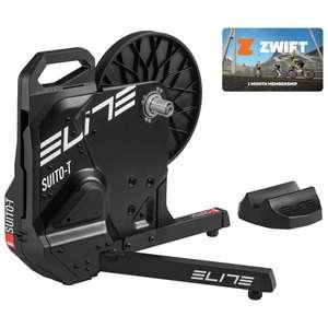 Home Trainer connecté Elite Suito-T (compatible zwift) - Bike24.com