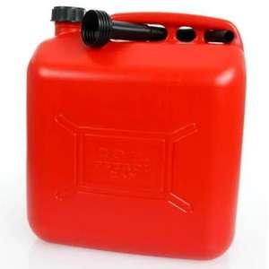 Sélection de Jerricans en plastique rouge pour hydrocarbures - Ex : IMDIFA - 20L