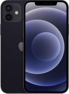 "Smartphone 6.1"" Apple iPhone 12 - 64 Go, Noir ou Blanc (689€ avec RAKUTEN30 + 20.67€ en Rakuten Points)"