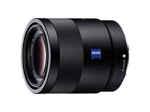 Objectif hybride Sony 55mm f/1.8 Sonnar T* ZA Monture Sony FE