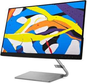 "Ecran PC 23.8"" Lenovo Q24i-1L - Full HD, Dalle IPS, 75 Hz, 4 ms, FreeSync"