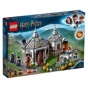 Jouet Lego Harry Potter La Cabane de Hagrid : Le Sauvetage de Buck 75947