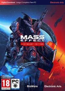 Mass Effect Édition Légendaire sur PC (Dématérialisé - Origin)