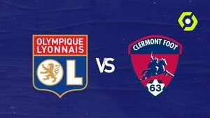 Place pour OL/Clermont Foot à prix réduit sur les places en virage Nord supérieur à Lyon