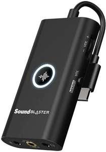Amplificateur USB-C DAC Creative Sound Blaster G3 (vendeur tiers)