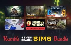 Humble Seven Deadly Sims Bundle - Bridge Constructor Portal dès 1€ (Dématérialisé - Steam)