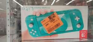 Console Nintendo Switch Lite Turquoise - Manom (57)