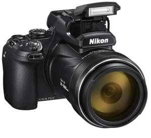 Appareil photo bridge Nikon Coolpix P1000 - Noir (+15.33€ en Rakuten Points)