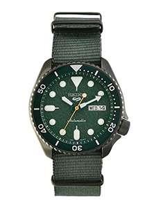 Montre Seiko 5 Sport SRPD77K1 - vert, 42.5 mm