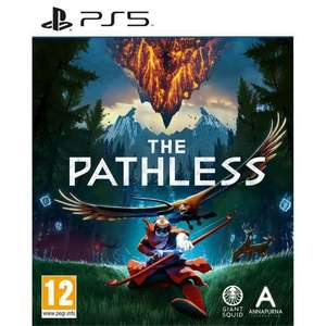 The Pathless sur PS5