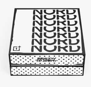"""Coffret Smartphone 6.43"""" Oneplus Nord (édition spéciale) , 12 GO RAM + 256 GO de stockage avec coque, pochette et un sac fourre-tout"""
