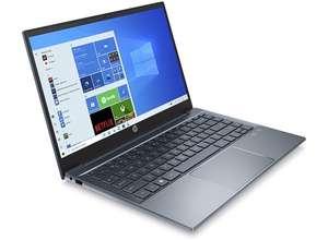 """[Clients Boursorama] PC 14"""" HP Pavilion 14-ec0048nf (FHD, Ryzen 5500U, 16Go RAM, 512Go SSD) + Écran PC 24"""" HP V24 (FHD, Dalle TN) + Sacoche"""
