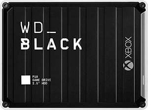 Disque dur externe Western Digital Black P10 Game Drive - 5 To