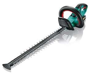 Taille-haie sans-fil 18V Bosch AHS 55-20 LI - 55 cm, Batterie 2.5Ah, Chargeur (109€ avec le code ANNIVCASTOBVT46)